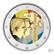 Belgia 2 € 2021 Talousliitto 100 vuotta BU, väritetty (#1)
