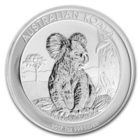 Australia 2017 Koala hopearaha 1 unssi