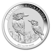 Australia 2017 Kookaburra hopearaha 1 unssi