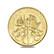 Itävalta 2021 Wienin Philharmoonikot kultakolikko 1/10oz