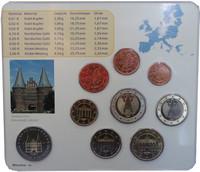 Saksa 2006 BU rahasarjat A-J