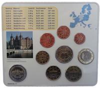 Saksa 2007 BU rahasarjat A-J