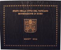 Vatikaani 2014 MMXIV BU rahasarja