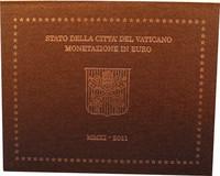 Vatikaani 2011 MMXI BU rahasarja