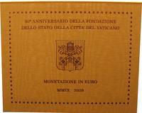 Vatikaani 2009 MMIX BU rahasarja