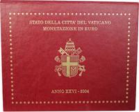 Vatikaani 2004 XXVI BU rahasarja