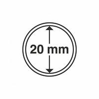 Kolikkokapseli CAPS20 (10 senttiä) 10 kpl