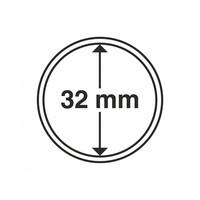 Kolikkokapseli CAPS32 (3 euro) 10 kpl