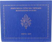Vatikaani 2007 MMVII BU rahasarja