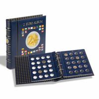 Leuchtturm Vista -kolikkokansio 2 €- kolikoille