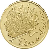 Suomi 100 € 2016 Eino Leino Au, Proof