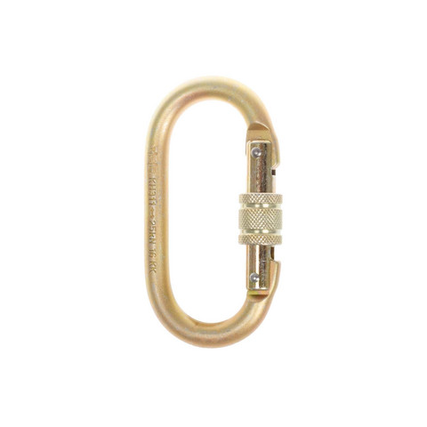 ISC KH311SG Oval Screw-Gate Carabiner