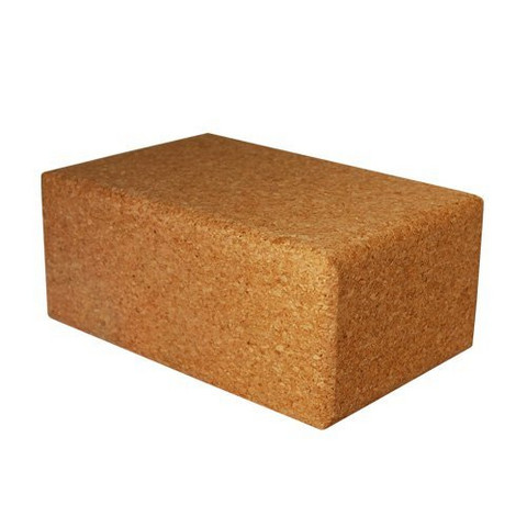 Cork Yoga Brick, XL