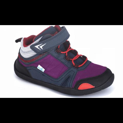 Feelmax - Vuoma 2, lasten paljasjalkakengät, violetti