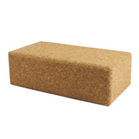 10 pcs - Cork Yoga Brick