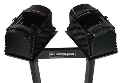 PowerBlock - PowerStand, jalusta