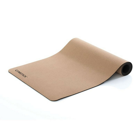 Gymstick - Cork Yoga Mat, 5mm