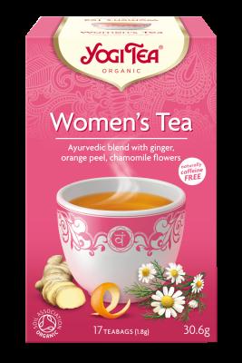 Yogi Tea - Women's Tea, luomutee