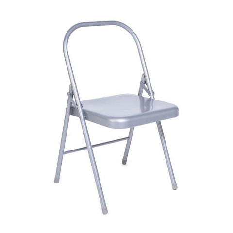 Yoga Chair, silver, 2nd grade quality