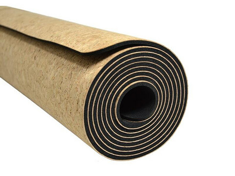 Cork Yoga Mat, 4mm