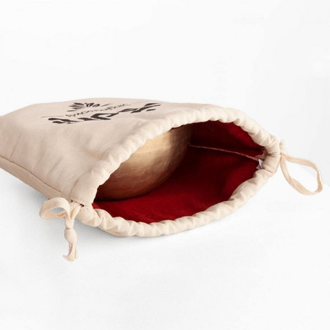 Padded Bag for Singing Bowl, different sizes