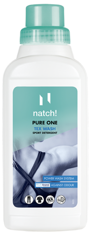 Natch! - Pure One, laundry detergent, 500 ml
