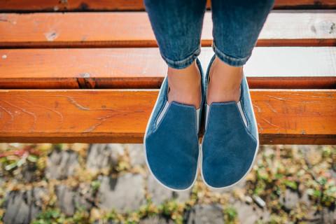 Be Lenka - Eazy, paljasjalka sneaker, Navy