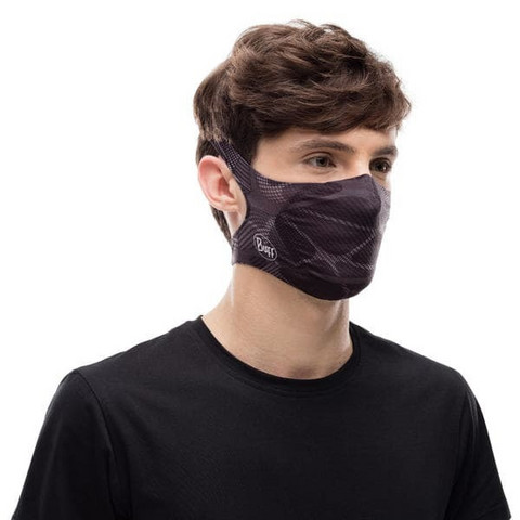 Buff - Face Mask, Black