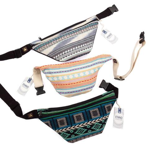 Waist Bag, Ethno Collection