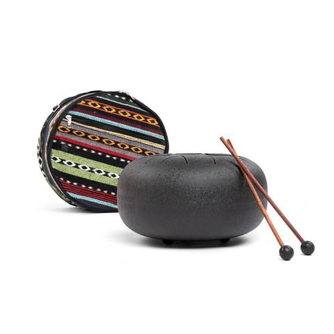 Steel tongue drum, Hapi Drum, Ø30cm
