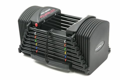 PowerBlock - PRO 50, säädettävät käsipainot, 2-22.5 kg