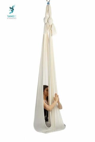Aerial Yoga Hammock Natural, 6 m