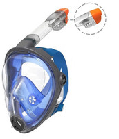Salvas - FFM täysmaski snorklaukseen