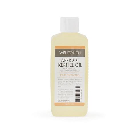 WellTouch - Aprikoosiöljy, 250 ml