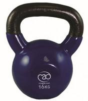 Fitness Mad - Kahvakuula 16 kg, sininen