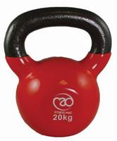 Fitness Mad - Kahvakuula 20 kg, punainen