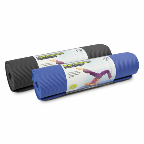 Fitness Mad - Core Fitness Mat, 10 mm