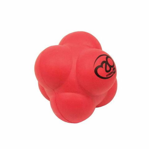 Fitness Mad - Reaktiopallo, 9 cm, punainen