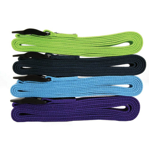 Yoga Mad - Yoga Belt Standard, 2 m, 4 colours