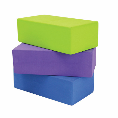 Yoga Mad - Hi-density Yoga Brick