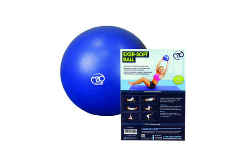 Pilates Mad - Pilatespallo 18 cm, sininen