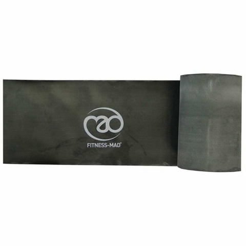 Fitness Mad - Resistance Band Roll, Strong, 15 m
