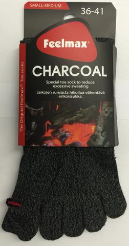 Feelmax - Charcoal, erikoisvarvassukat