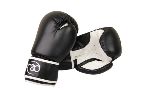 Fitness Mad - Synthetic Leather Sparring Gloves