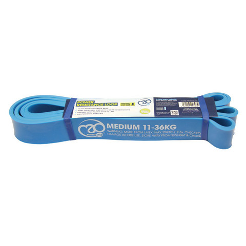 Fitness Mad - Power Loop, vastuskuminauha, medium, 11-36kg