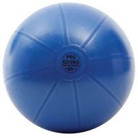 Fitness Mad - Fitnesspallo, 65 cm, 500 kg, sininen