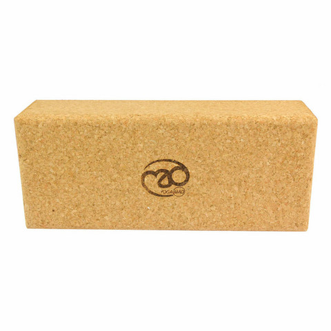 Yoga Mad - Extra High Cork Yoga Brick