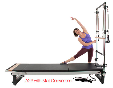 Align-Pilates Mat Conversion for A2 Series Reformer