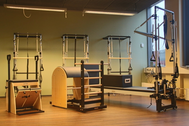 Alignpilates.fi showroom