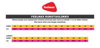 Feelmax - Kolva, paljasjalkakengät